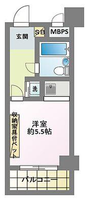 ライオンズマンション新大阪第3 図面より現況を優先します。
