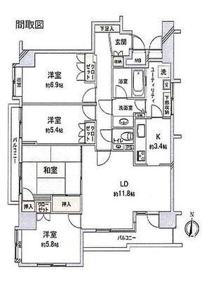 藤和シティコープ宮崎台2