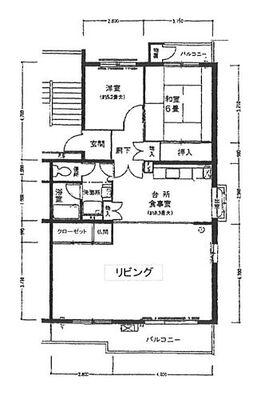 住道駅前住宅22号棟