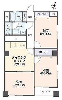 ニックハイム磯子 新規内装フルリフォーム済み(平成28年10月)