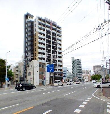 ギャラクシー県庁口 新築です 駅徒歩1分 ネット無料 設備充実
