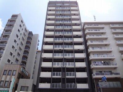 ☆天文館と中央駅の中間地点の好立地のマンション☆