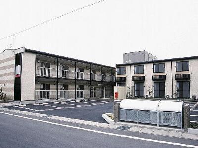 レオパレスK2 群馬大学昭和キャンパスまで徒歩13分!