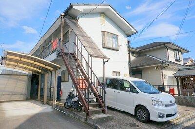 シティコスモ高田2(南本町) 敷地内駐車場に空きあり