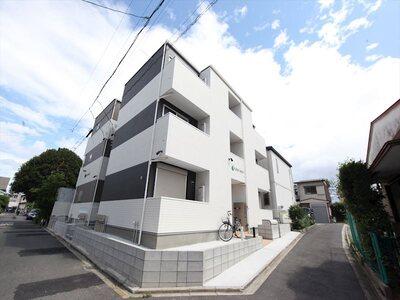 AZEST-RENT桜本町I 外観 宅配BOX完備 Wi-Fi付インターネット無料