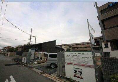 尾浜町3丁目マンション新築工事