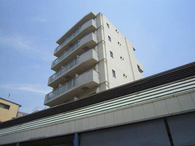 ソレーユ横濱大口