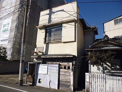 志茂ハイツ 赤羽駅から商店街を抜けて帰れるお部屋です