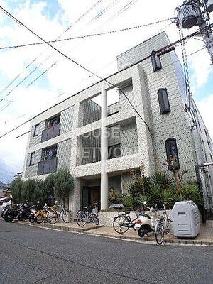 西賀茂ロイヤルリバーマンション 建物外観
