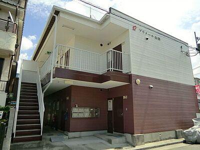 プリメール山田 閑静な住宅街
