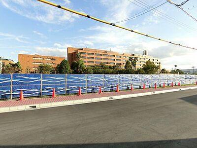 ネオセレス参番館 大学私立大阪学院大学まで530m