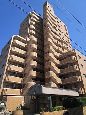 ライオンズマンション新居浜徳常町 外観