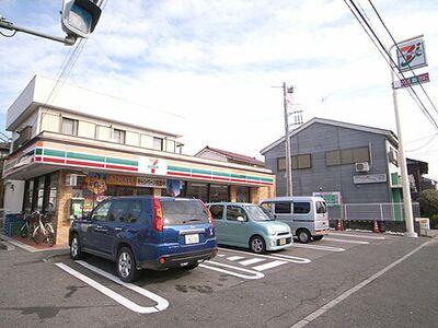 リブリ・フォンターナ セブンイレブン船橋京成海神店 750m