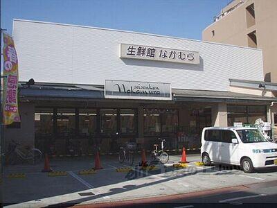 ベラジオ京都一乗寺WEST SIDE105 生鮮館なかむら 一乗寺店まで330メートル