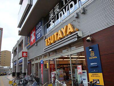 キャッスル魚崎 TSUTAYA