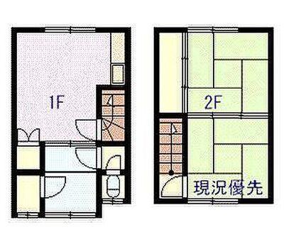 竹川アパート 間取り