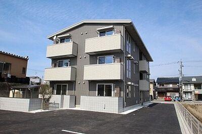 セジュールSeiwa 建物外観