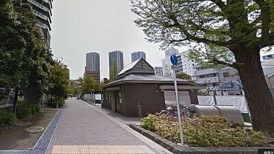 勝どき第2関根ビル 月島第二児童公園(126m)