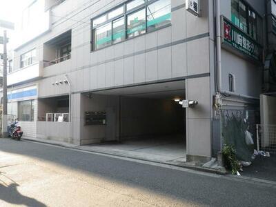 第二江洋ビル 立体駐車場