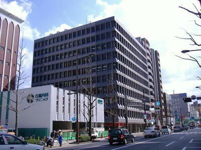 角田ビル小倉(旧ライズ小倉ビル)