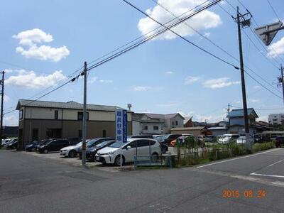 岩倉町4丁目松尾ガレージ(P111)