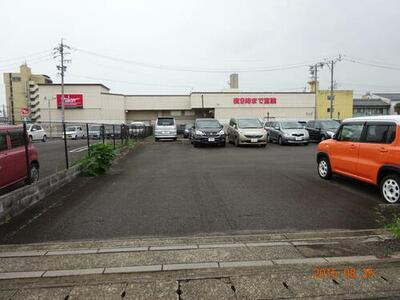村雨町ガレージ(P130)