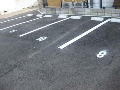七野月極駐車場 軽自動車のみ駐車可能です!