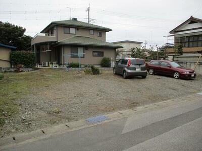 下野市石橋 月極駐車場