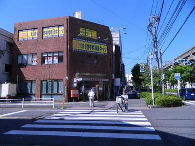 徳力郵便局佐野ビル 3階部分です。
