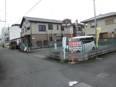芳本駐車場