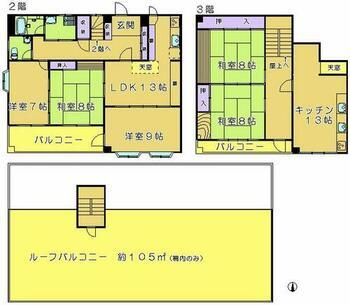 京王線北野駅徒歩5分バス通りに面します