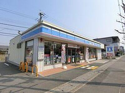 クロカワビル ローソン 羽束師菱川店(105m)