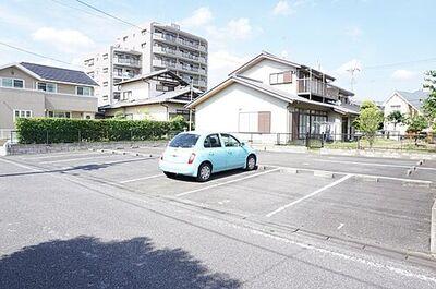 松尾まさえ駐車場