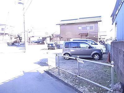 栗の沢駐車場