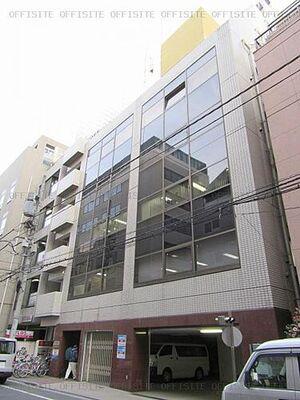 JS築地(日本綜合地所築地) 外観