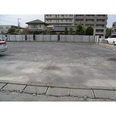 東新井大山駐車場