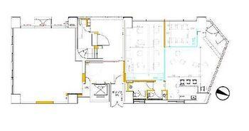 受付・会議室設置のリノベーションデザイナーズセットアップオフィス。ビルエントランス・共用部もフルリニューアル。別区画のイメージパース含む。