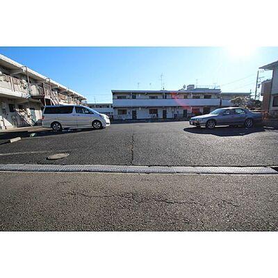 マイタックスII駐車場