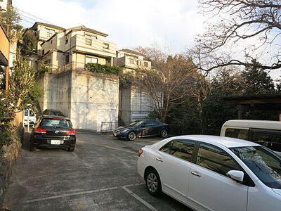 霞台大石駐車場