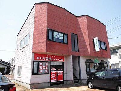 101-大曲須和町テナント 外観