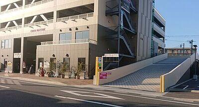 COCO MATSUE立体駐車場