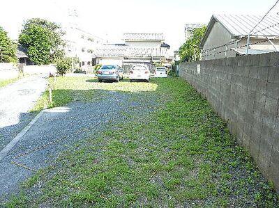 上水戸駐車場 駐車場の様子です