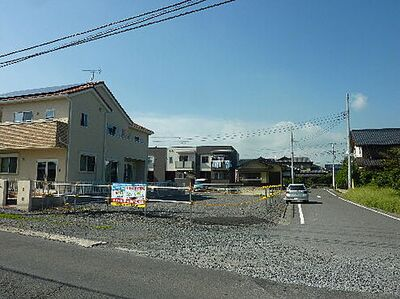 上菅谷パーキング