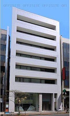 クロスオフィス新宿 外観