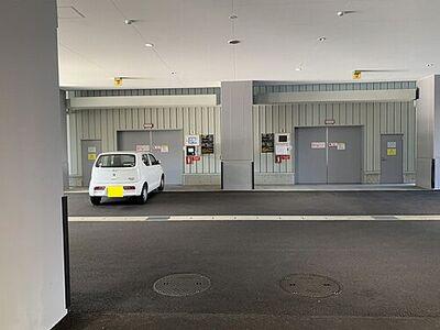 FK岐阜駅東パーキング(ハイルーフ)