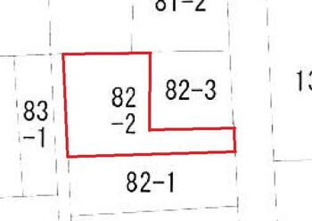 水沢太日通り2(水沢駅) 550万円 土地価格550万円、土地面積246.08m<sup>2</sup>