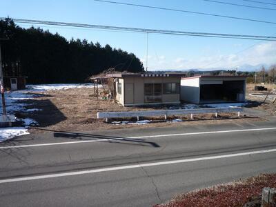 喜連川 1260万円 現地(2011年2月)撮影