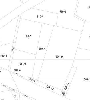 大字菅谷 1125万円 土地価格1125万円、土地面積745m<sup>2</sup>
