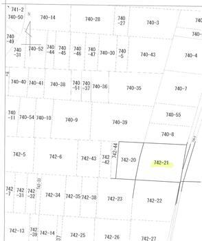 小代(下小代駅) 200万円 土地価格200万円、土地面積387m<sup>2</sup>