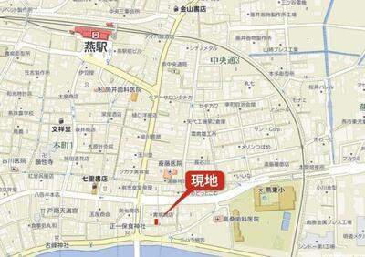 中央通1(燕駅) 150万円